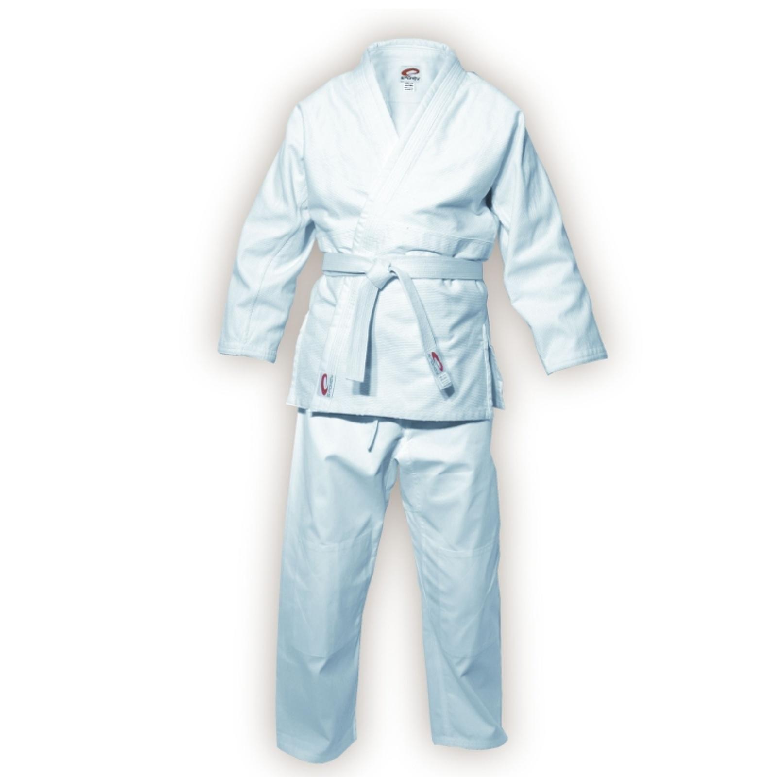 Kimono Judo TAMASHI bílé - 110 cm
