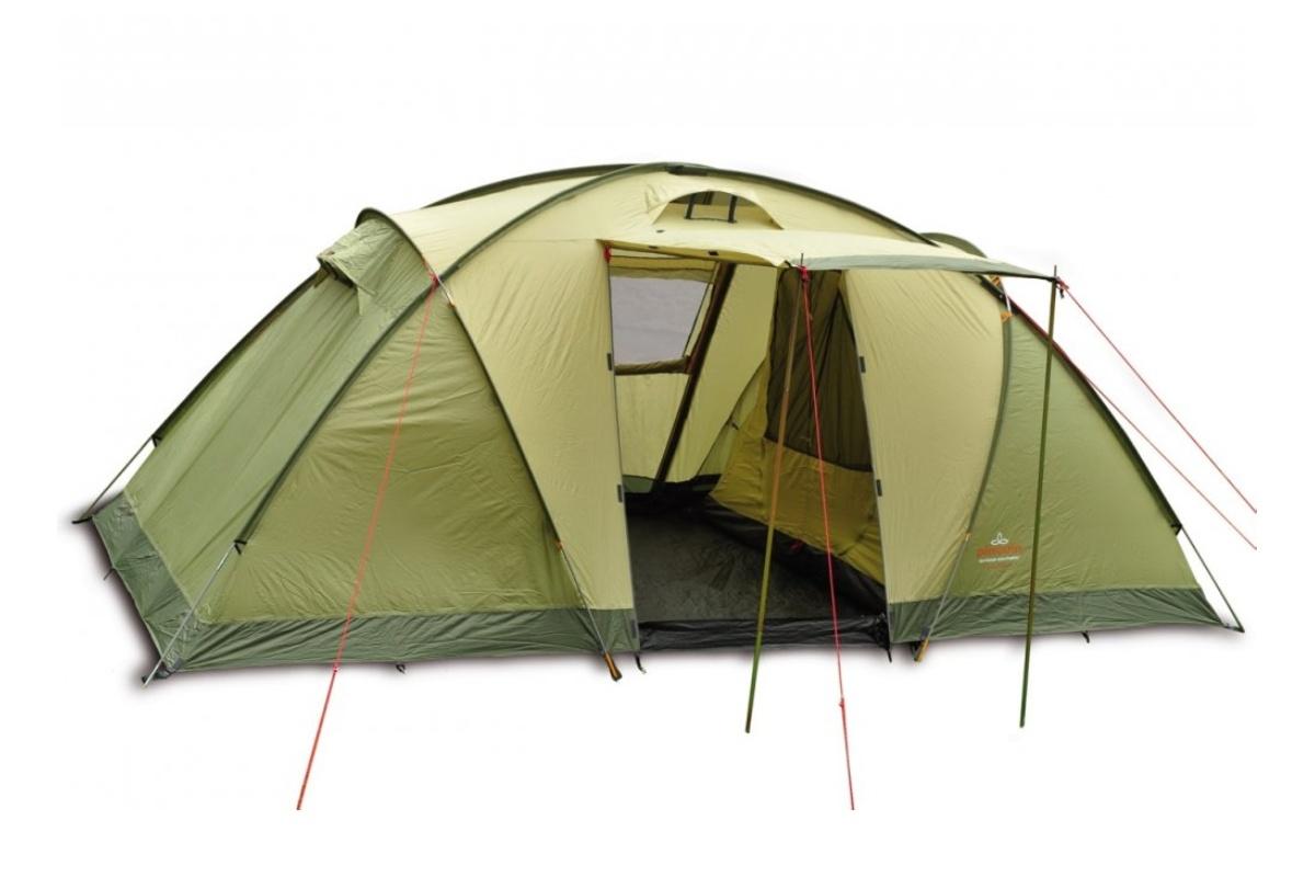 Stan PINGUIN Base Camp - zelený