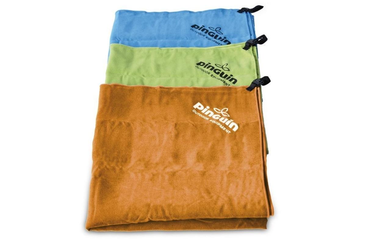 Multifunkční ručník PINGUIN S zelený