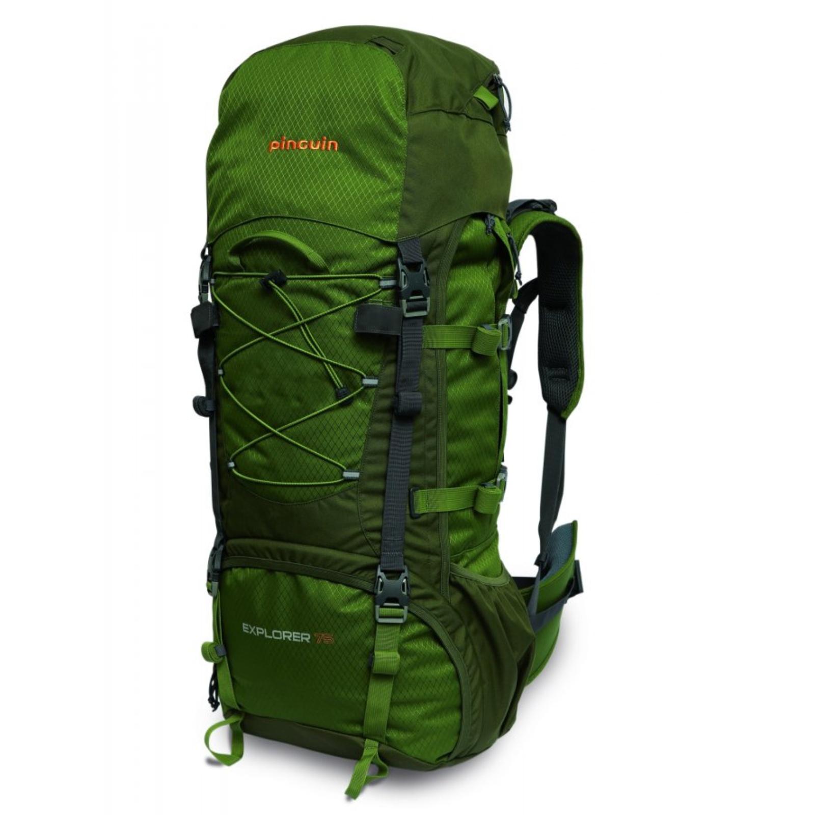 88a441799a1 Batoh PINGUIN Explorer 100 - zelený