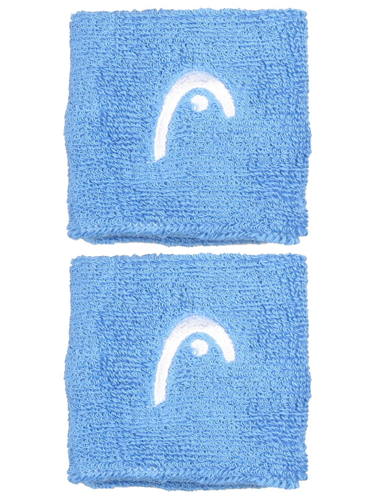 """Potítko Head Wristband 2,5"""" světle modré"""