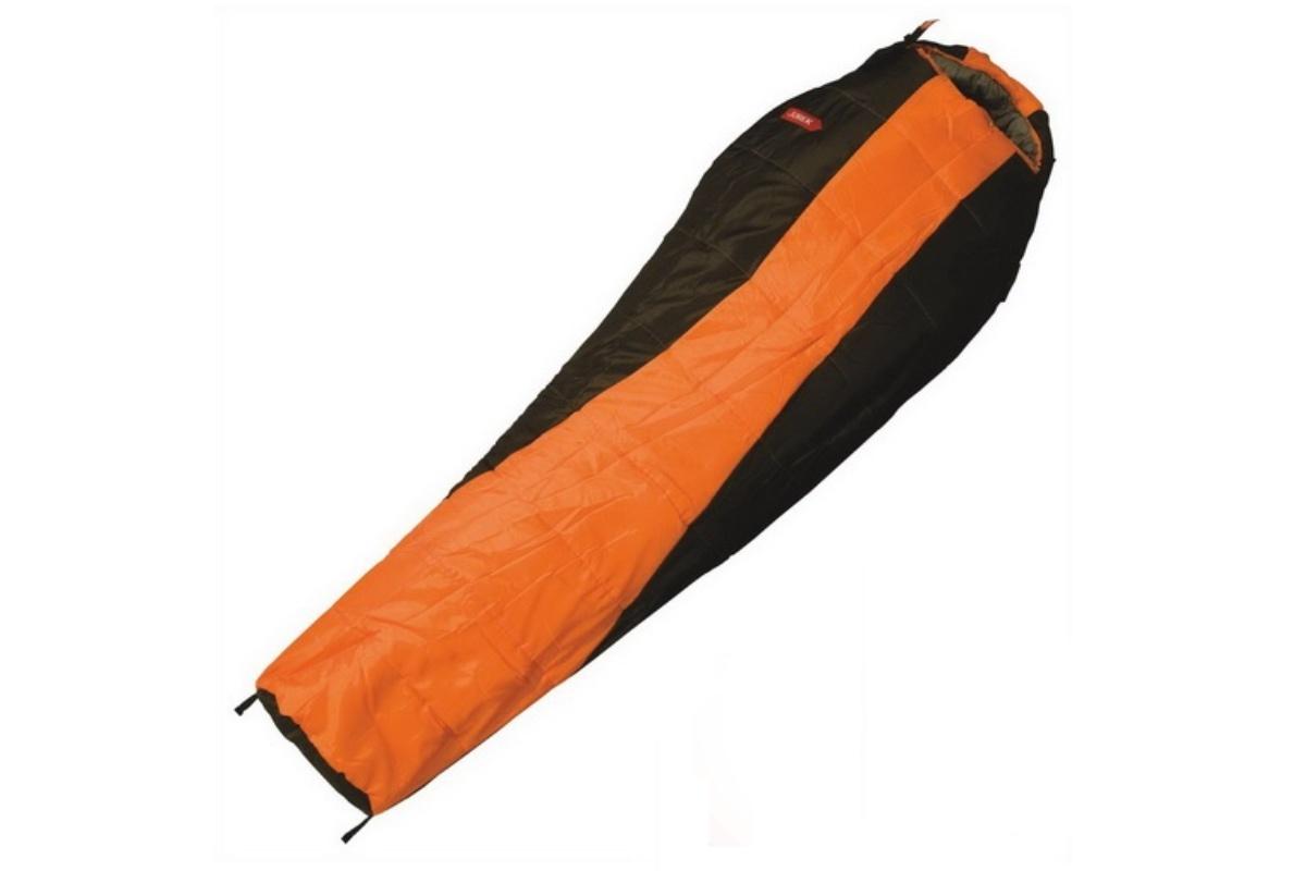 Spací pytel JUREK S+R Lady DV Kids oranžový - levý zip