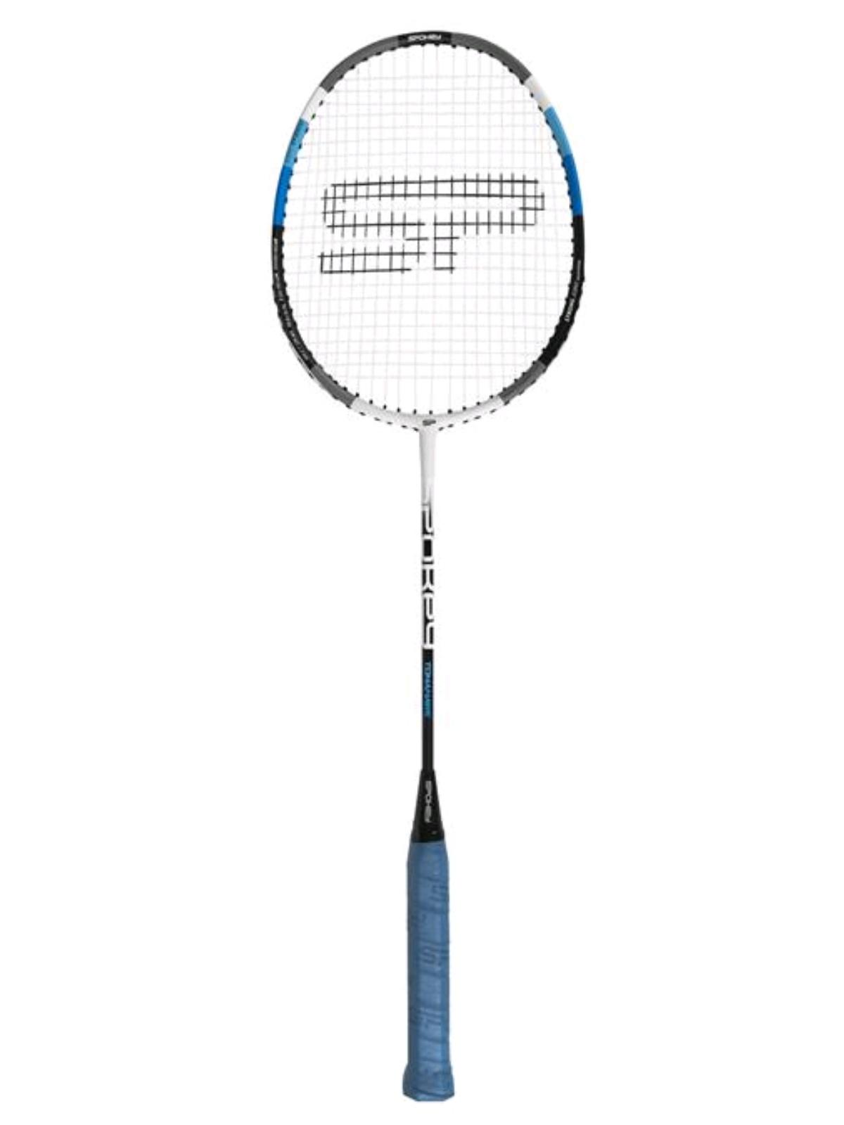 Badmintonová raketa SPOKEY Tomahawk II modrá