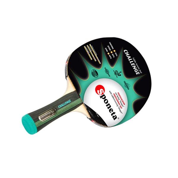 Pálka na stolní tenis SPONETA Challenge