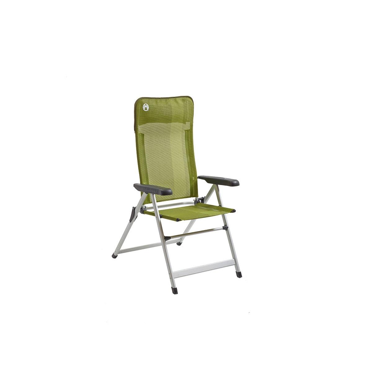Kempingová židle COLEMAN Recliner Plus