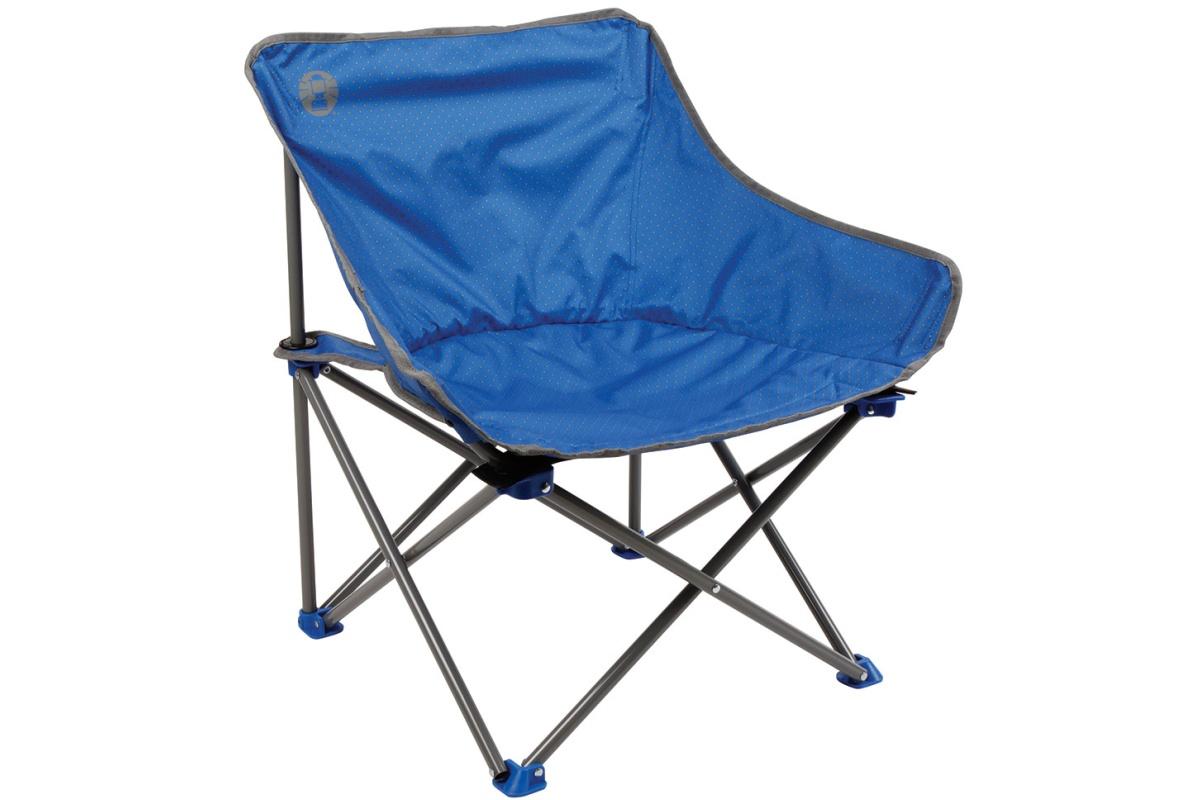 Kempingová židle COLEMAN Kickback Chair - modrá