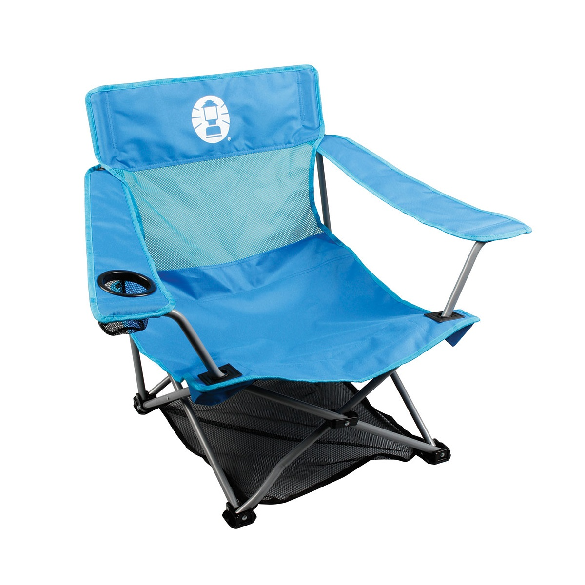 Kempingová židle COLEMAN Low Quad Chair