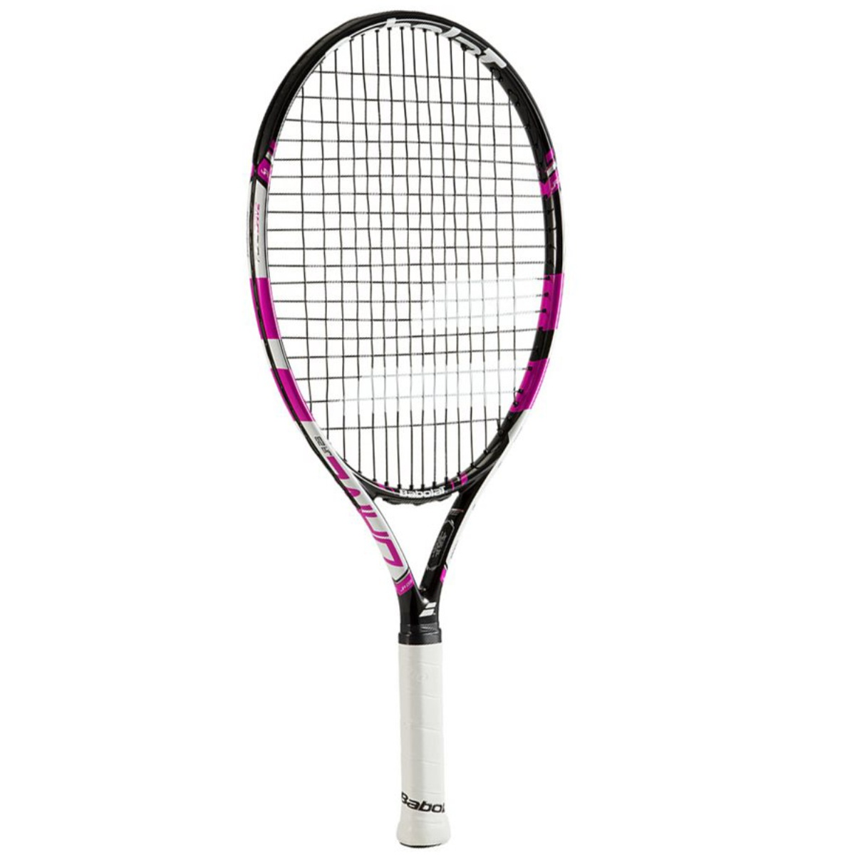 Tenisová raketa BABOLAT Pure Drive Junior 2016 růžová - vel. 23