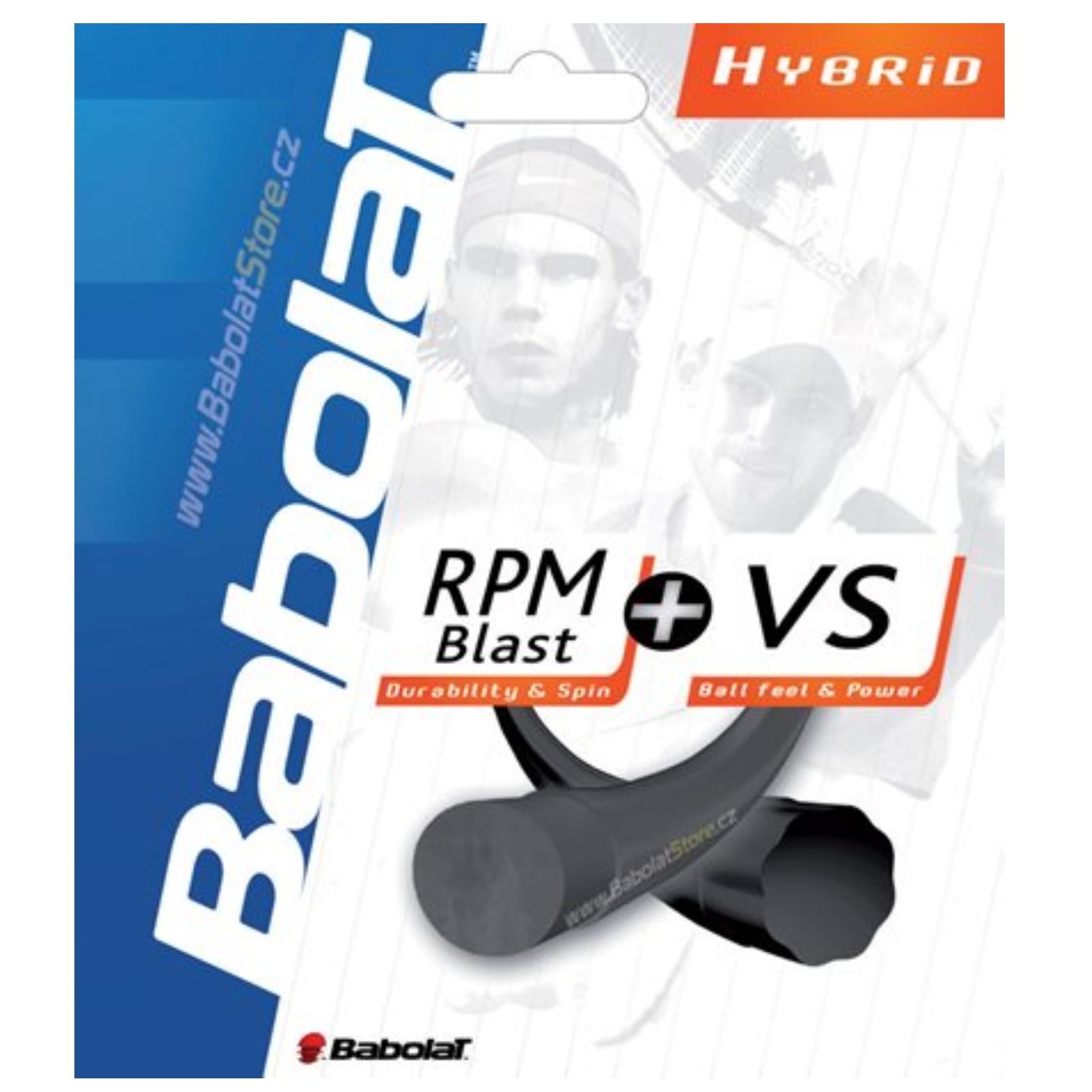 Tenisový výplet BABOLAT RPM Blast 1,25 + VS