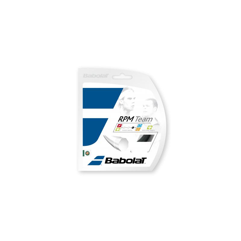 Tenisový výplet BABOLAT RPM Team 12m 1,30