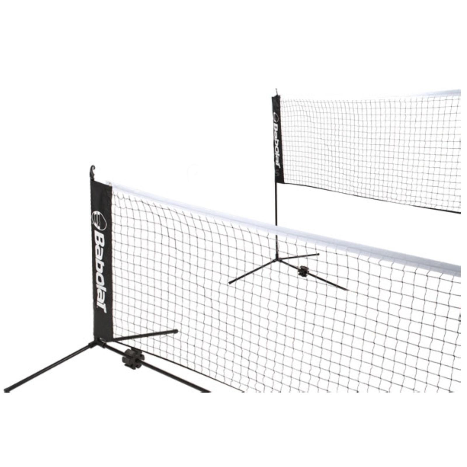 Tenisová síť BABOLAT Mini Tennis Net skládací síť 5,8 m