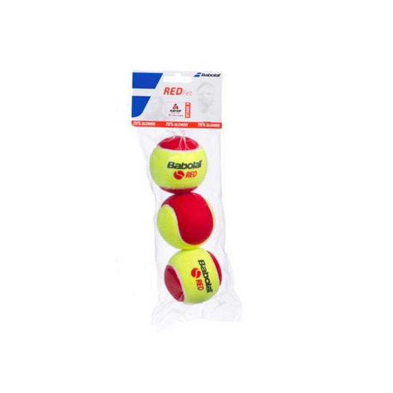 Dětské tenisové míčky BABOLAT Red Felt X3
