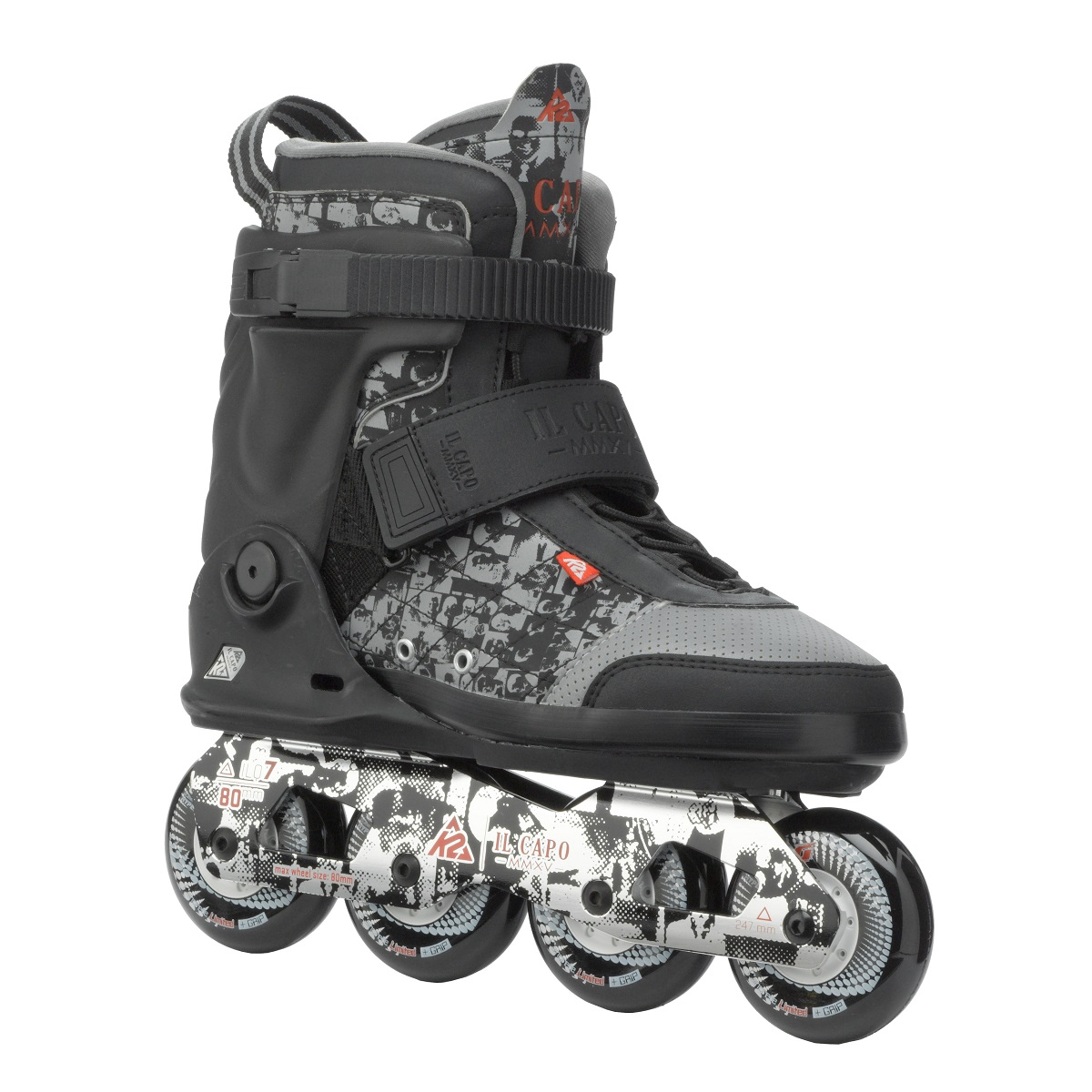 Inline brusle K2 IL Capo - 43,5