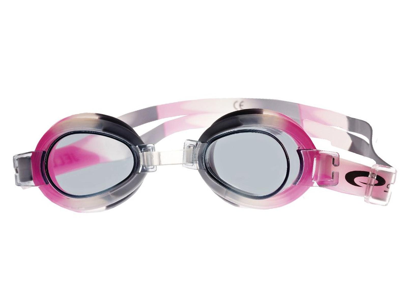 Plavecké brýle SPOKEY Jellyfish - růžové