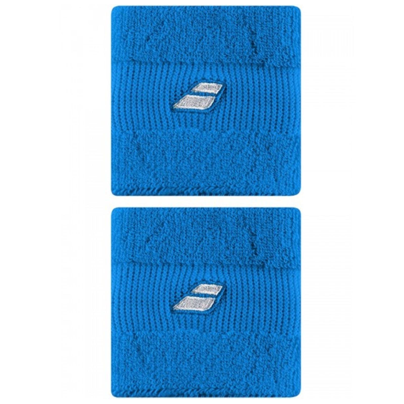 Potítko BABOLAT Wristband X2 modré
