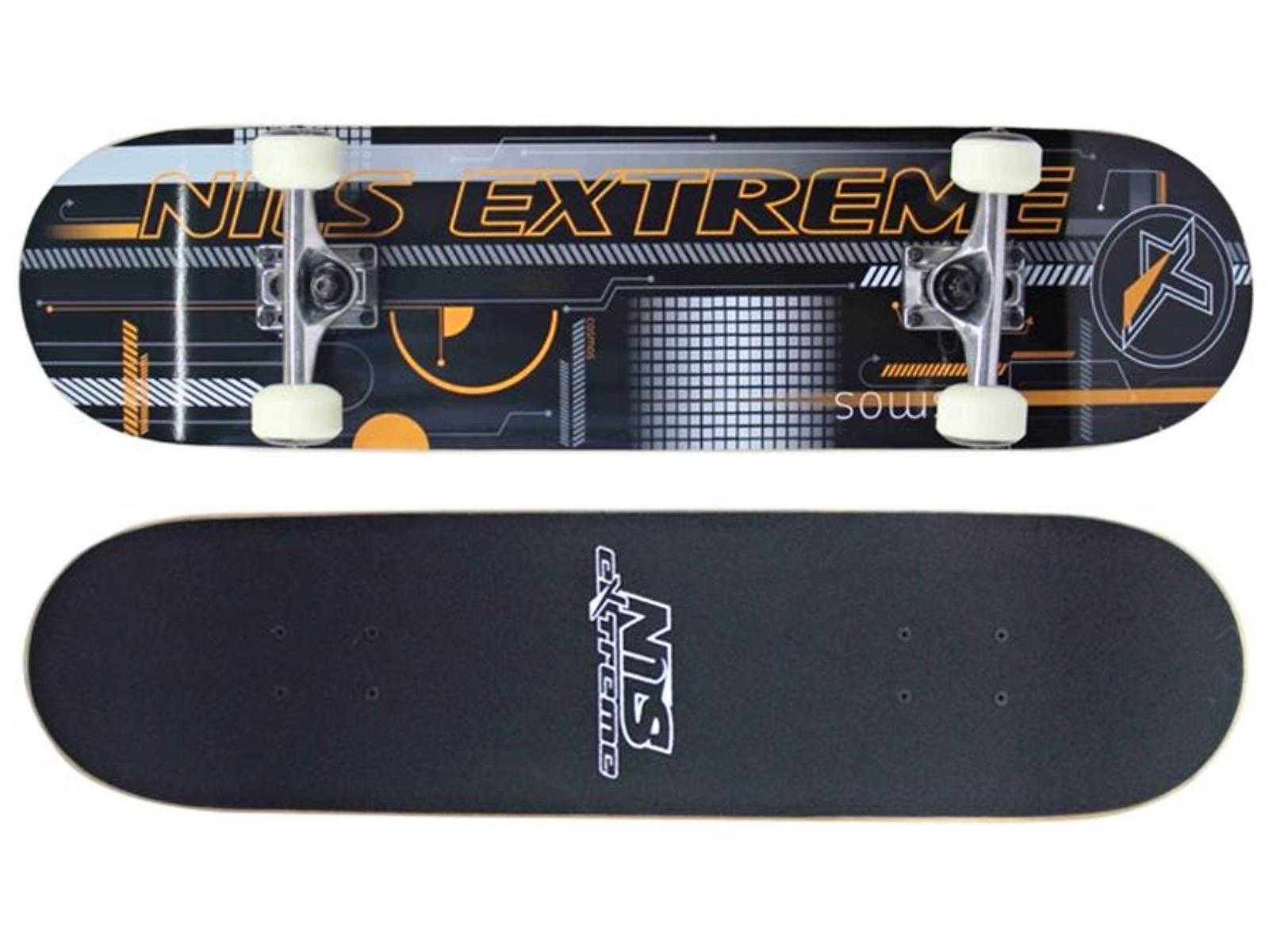 Skateboard NILS Extreme GF 3108 SA Cosmos