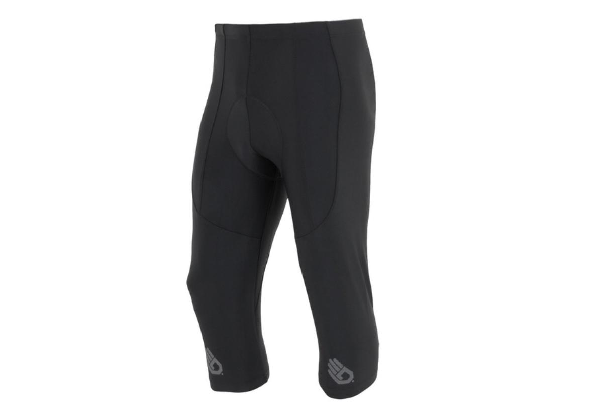 Kalhoty cyklo SENSOR Race 3/4 do pasu pánské L