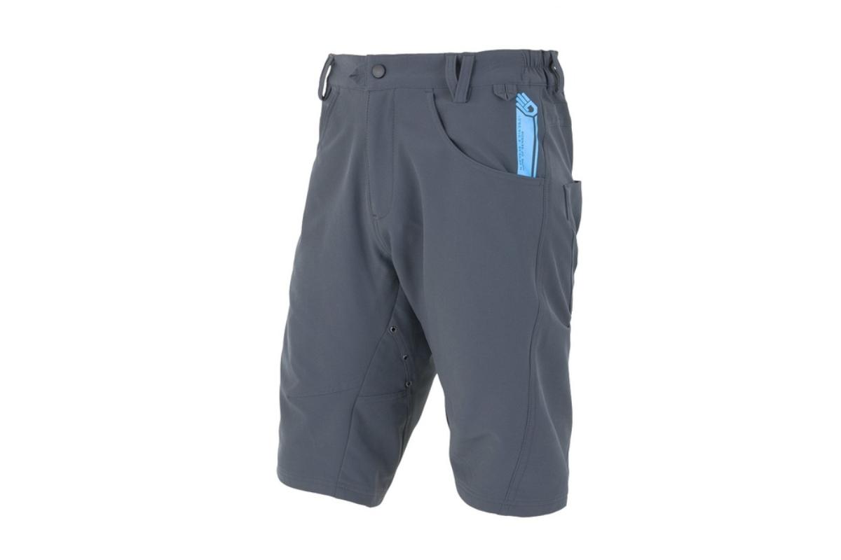 Kalhoty cyklo SENSOR Charger pánské L šedé