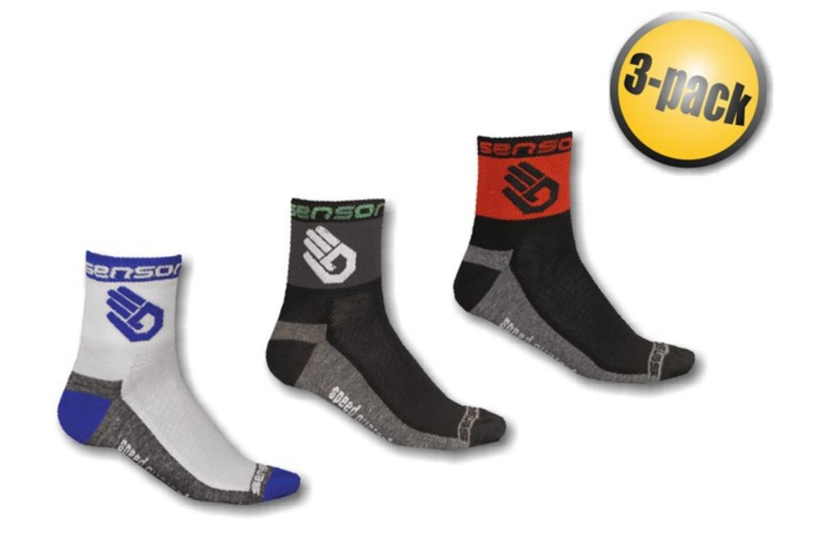 Ponožky SENSOR Ruka 6-8 balení 3 kusy