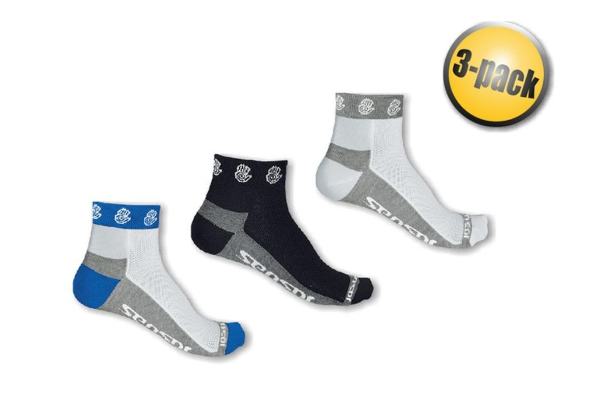 Ponožky SENSOR Ručičky 3-5 balení 3 kusy
