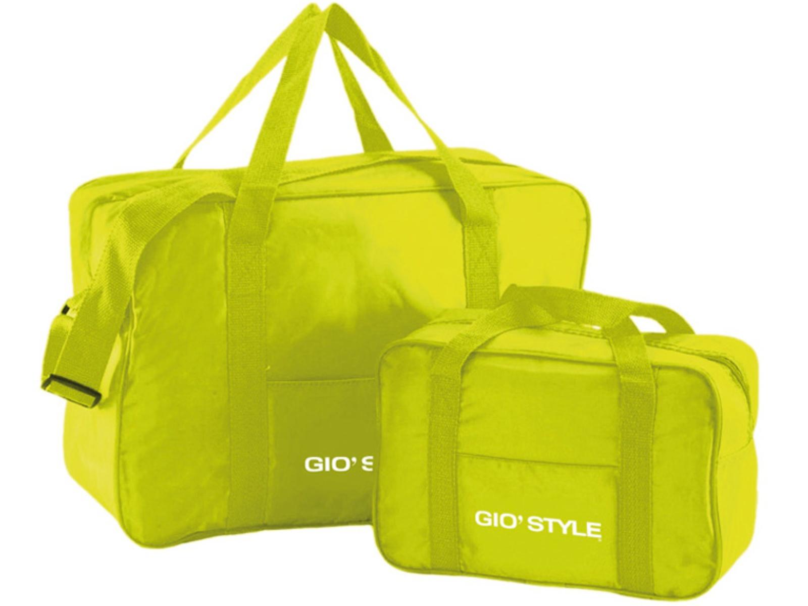 Chladící Taška GIO STYLE Fiesta sada 2 ks - zelená