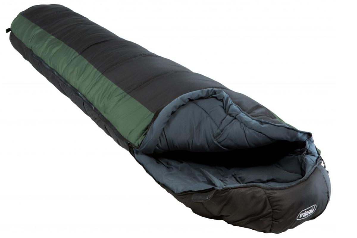 Spací pytel PRIMA Hiker 400 zelený - pravý zip