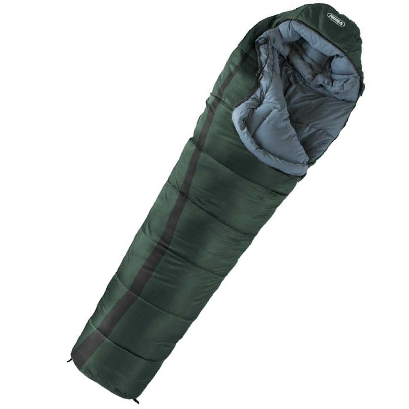 Spací pytel PRIMA Mini 900 zelený - levý zip