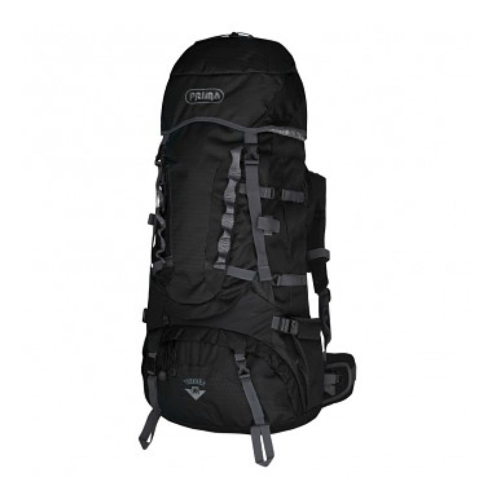 Batoh PRIMA Trekker 55 - černý