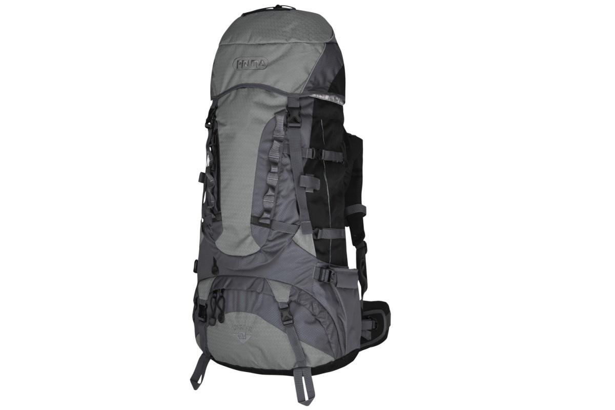 Batoh PRIMA Trekker 65 - šedý