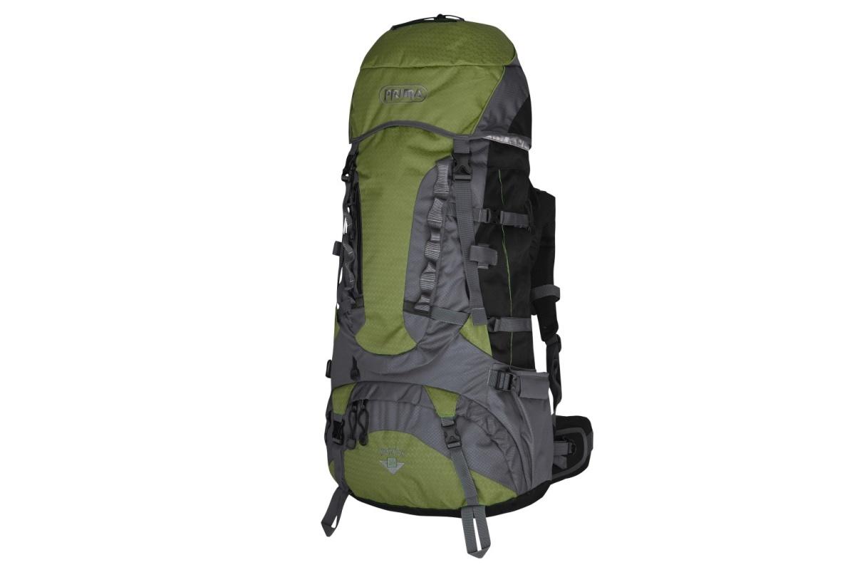 Batoh PRIMA Trekker 65 - zelený