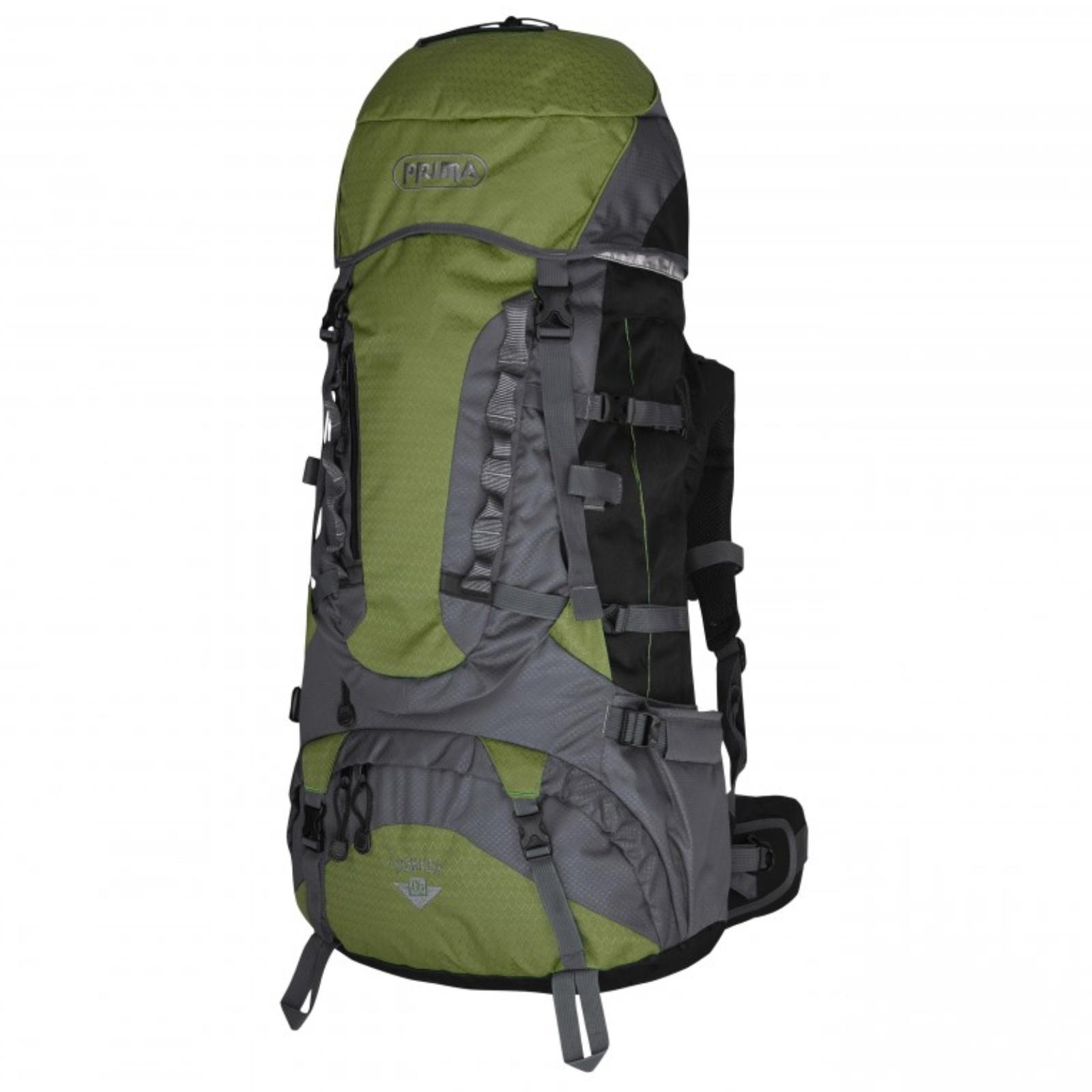 Batoh PRIMA Trekker 75 - zelený