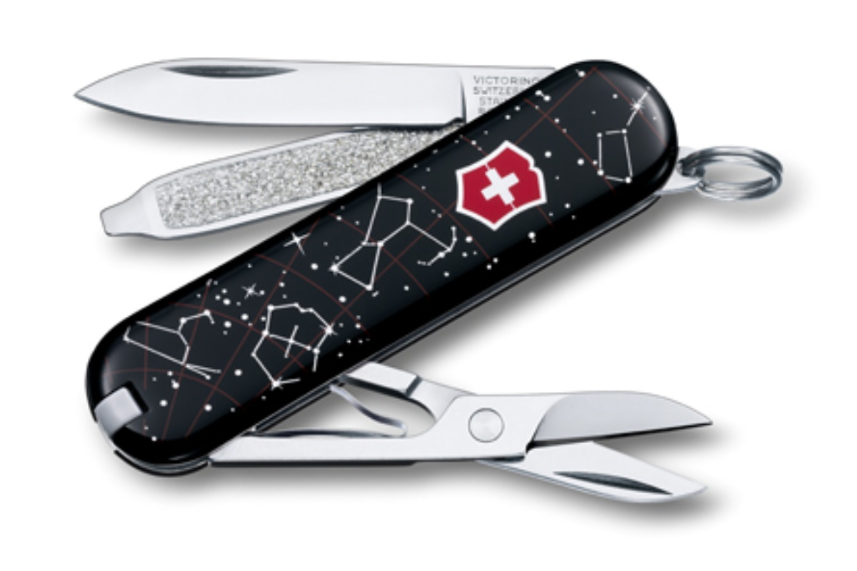 Kapesní nůž VICTORINOX Star Light Star Bright