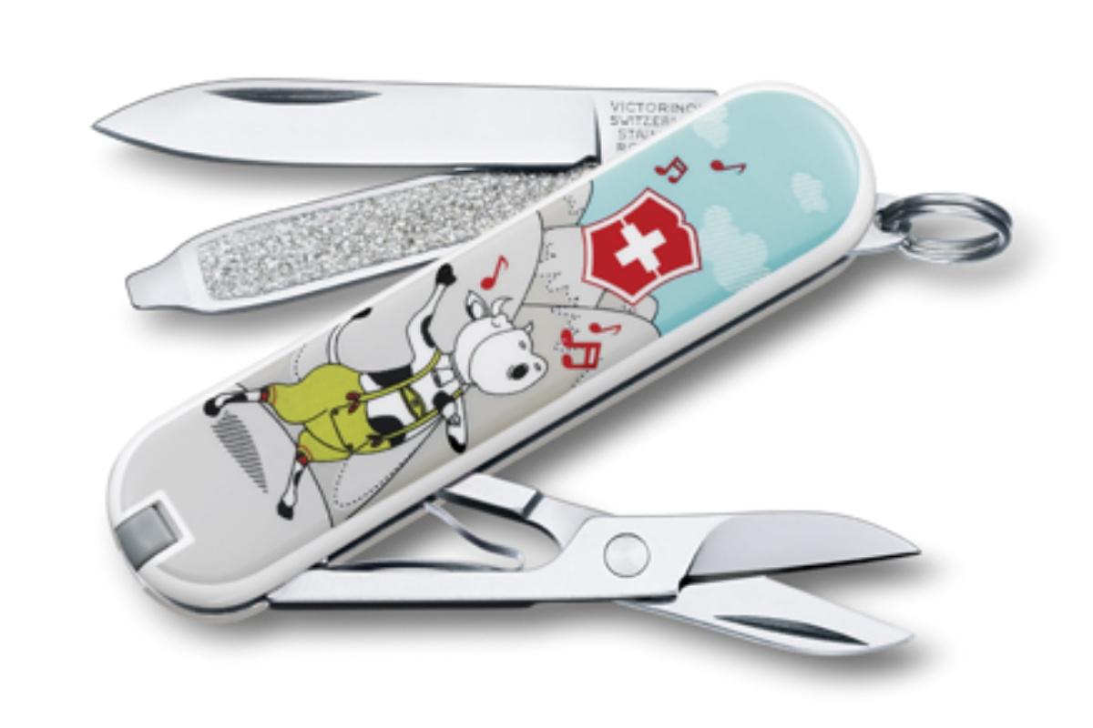 Kapesní nůž VICTORINOX Yodelay-Hee-Moo