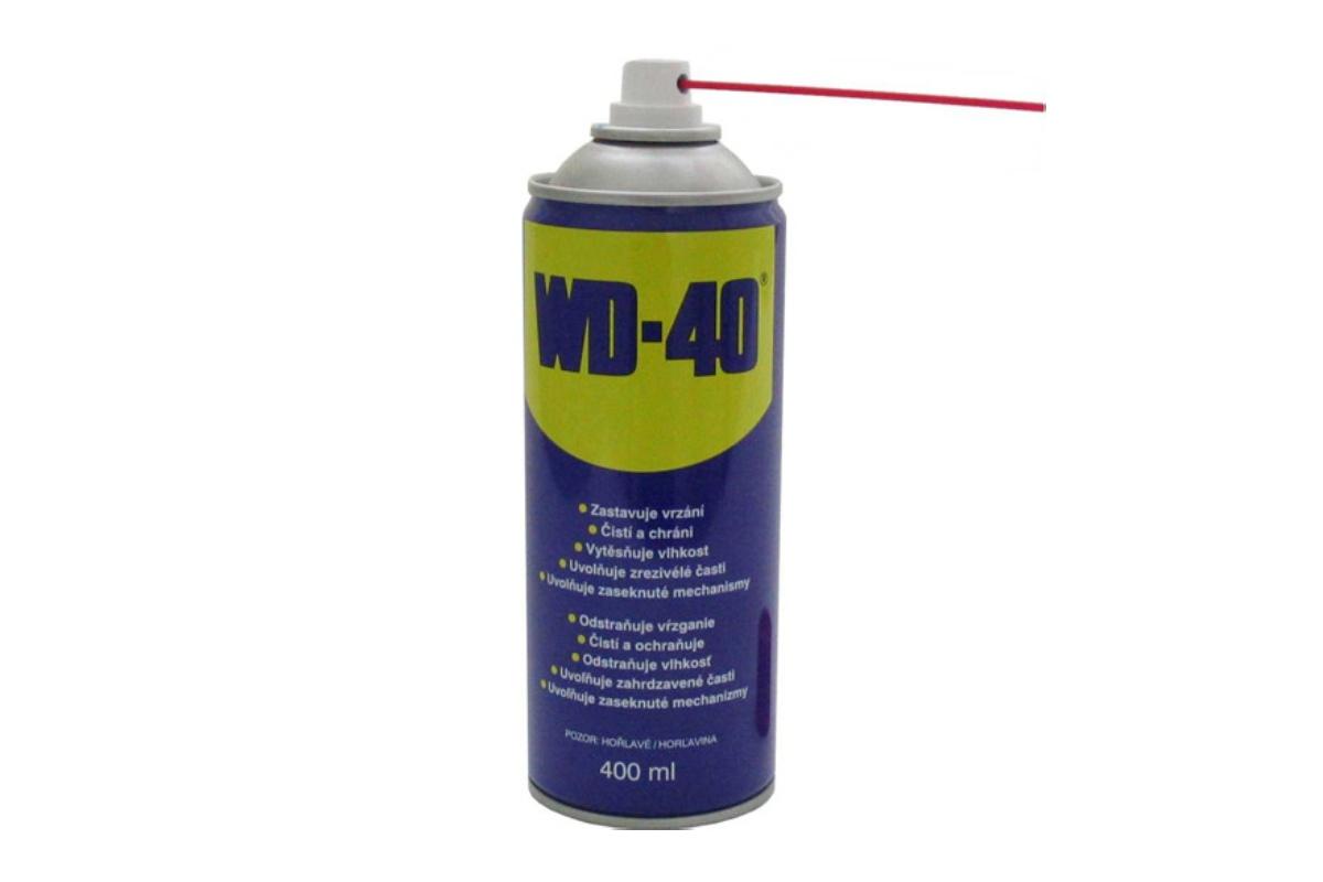 Univerzální olej ve spreji WD-40 200 ml + 25% navíc ZDARMA