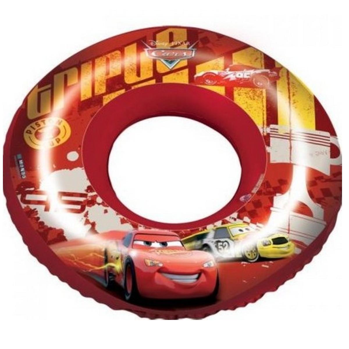 Nafukovací kruh s potiskem CARS 50 cm