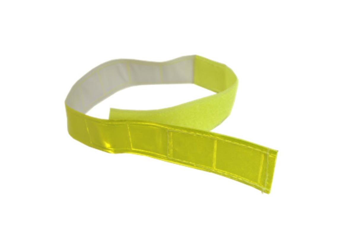 Reflexní páska na suchý zip