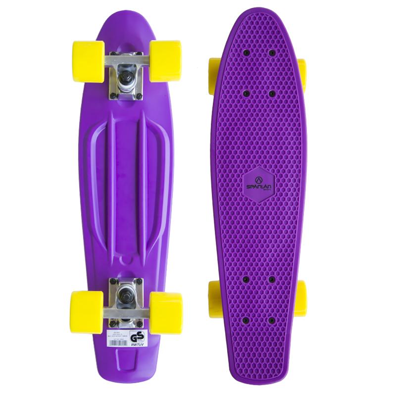 Plastic Board SPARTAN - fialový