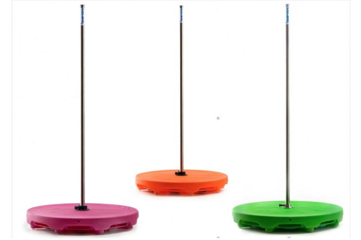 Poolbar tyč WATERFLEX do bazénu - oranžová