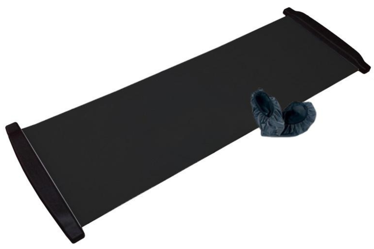 Posilovací podložka Slide Board 180x50 cm
