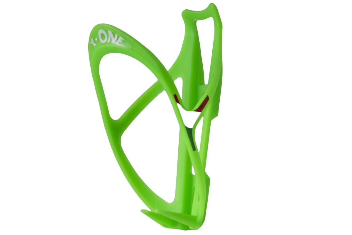 Držák na láhev X-ONE - zelený