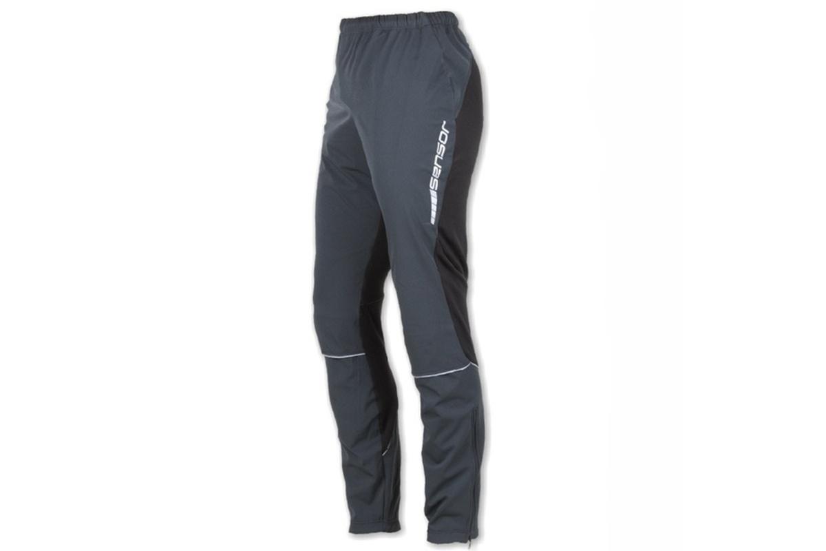 Kalhoty SENSOR Profi dámské XL - černé