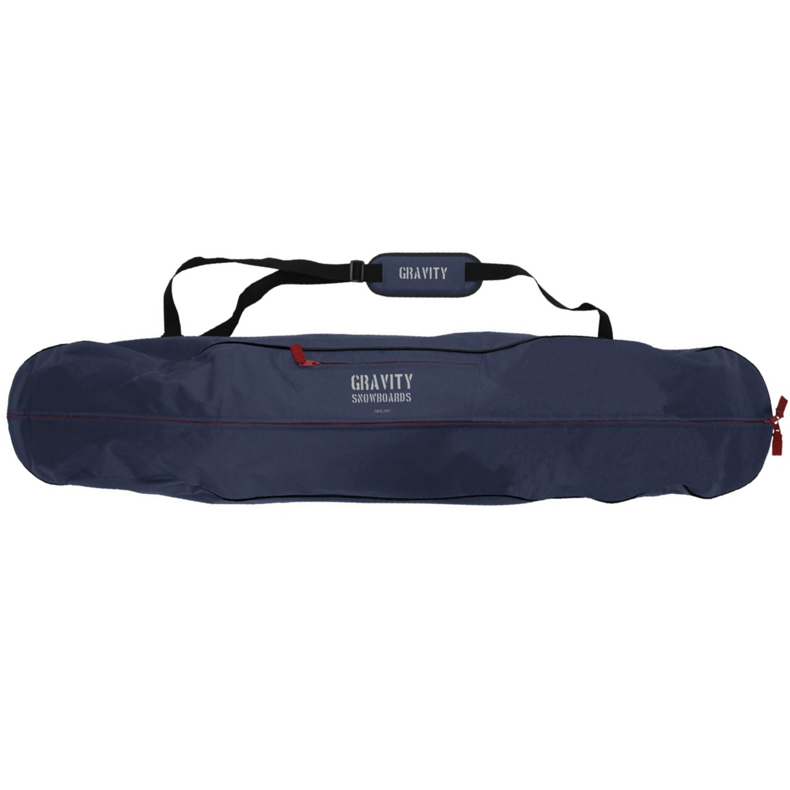 Obal na snowboard GRAVITY Scout modrý - vel. 165 cm