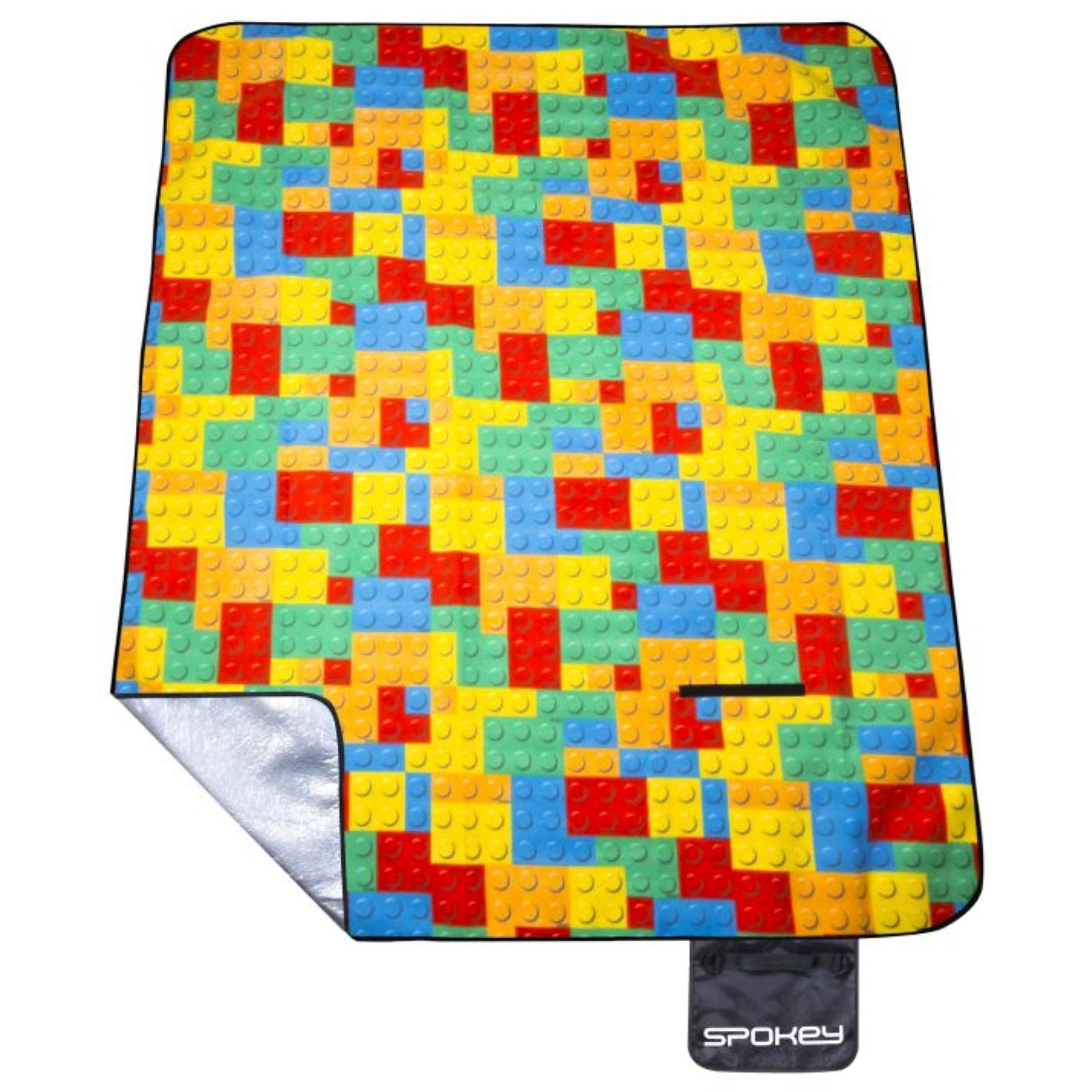 Piknik deka SPOKEY Bricks