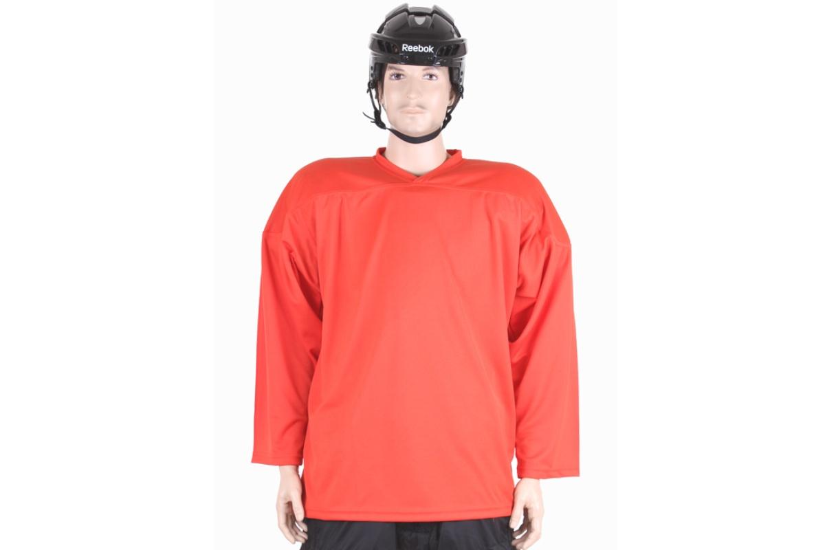 Hokejový dres MERCO HD-2 velikost S - červený