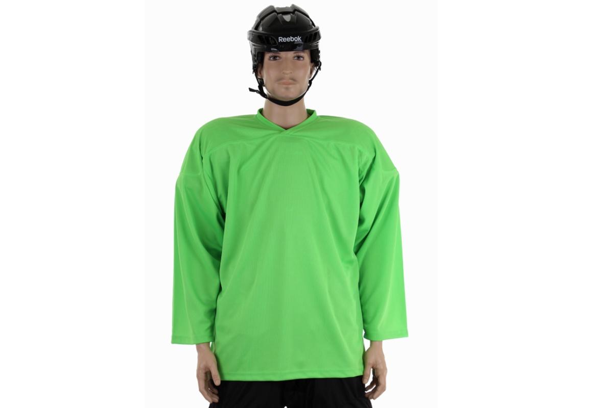 Hokejový dres MERCO HD-2 velikost XXL - zelený