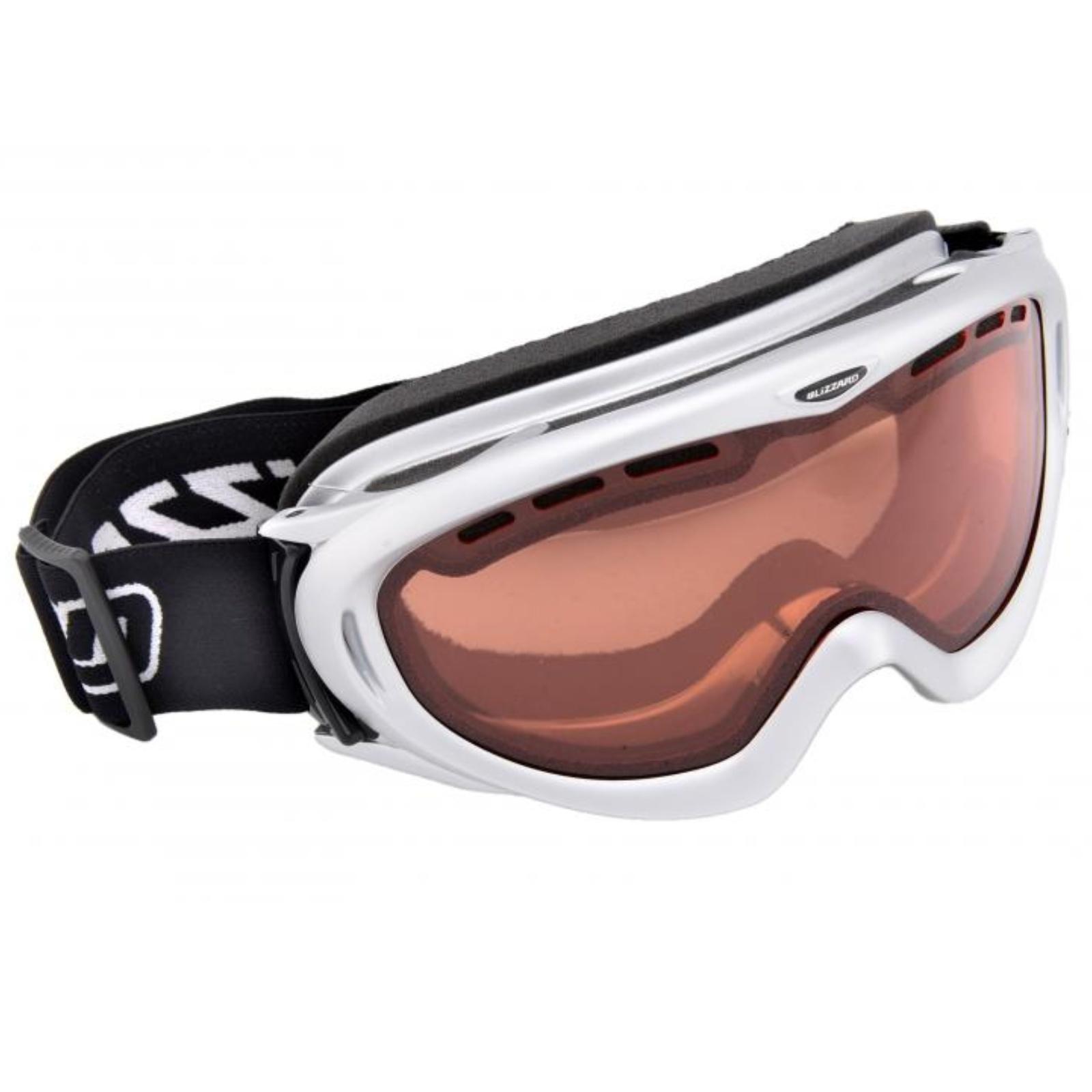 Lyžařské brýle BLIZZARD 905 DAVO - stříbrné