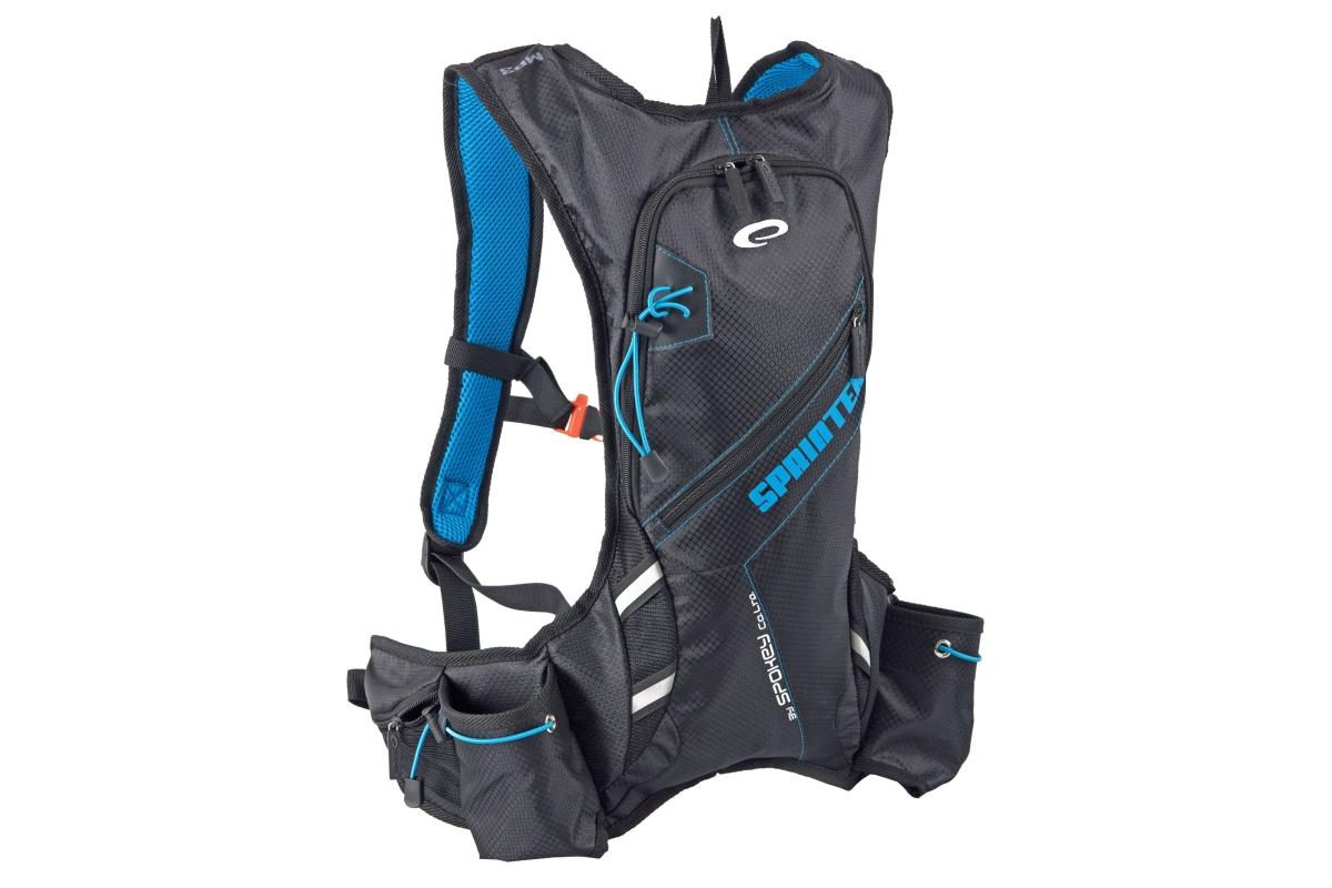 Batoh SPOKEY Sprinter 5L modro-černý