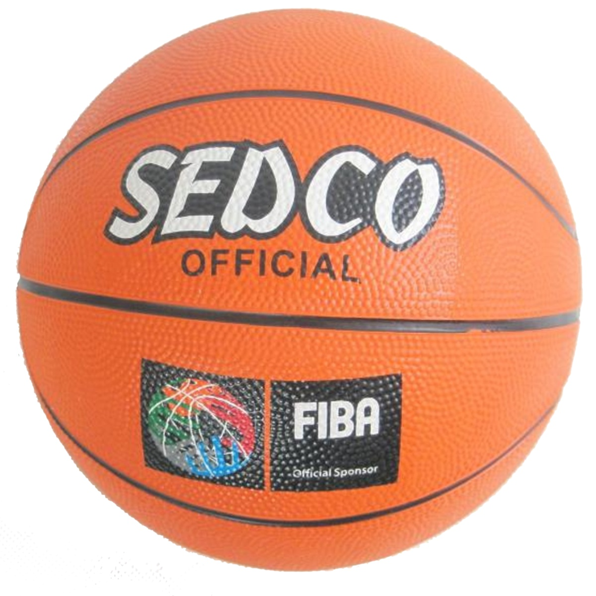 Basketbalový míč SEDCO Orange Super 3