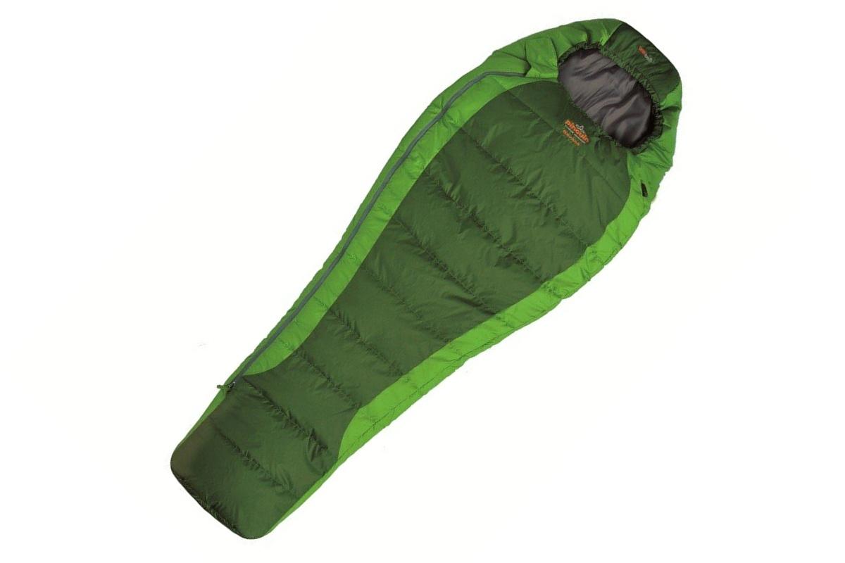 Spací pytel PINGUIN Savana 195 cm zelený - levý zip