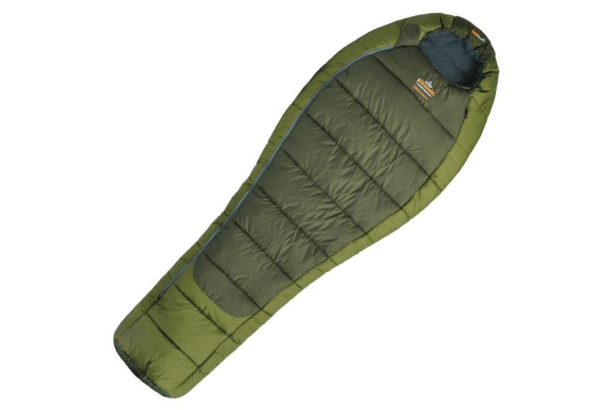Spací pytel PINGUIN Comfort 185 cm khaki - levý zip